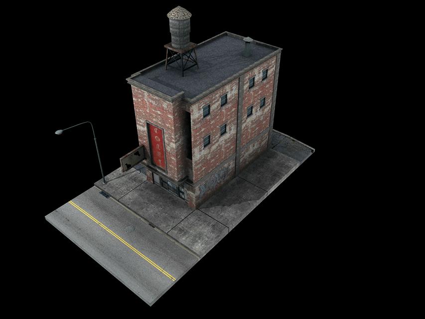 3D Environment Challenge